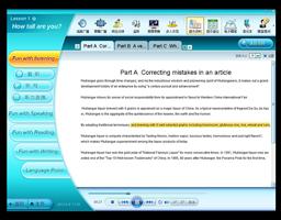 英语课堂教学软件课件案例